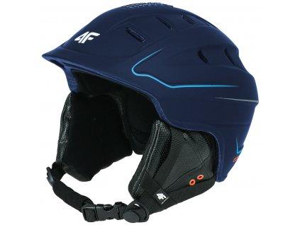 Pánská helma 4F KSM001 modrá