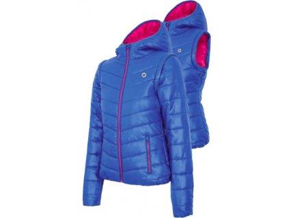 Dětská zimní bunda 4F JKUD001 Cobalt