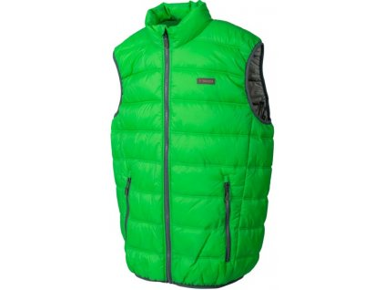 Pánská vesta Brugi 4CBB PZP zelená