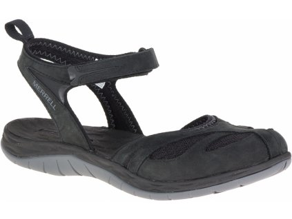 Dámské boty Merrell SIREN WRAP Q2 Black