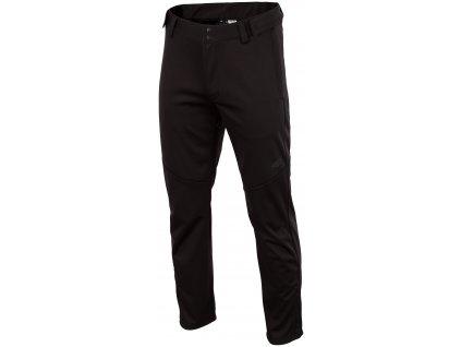 Pánské kalhoty 4F SPMT202 Deep black 20S černá