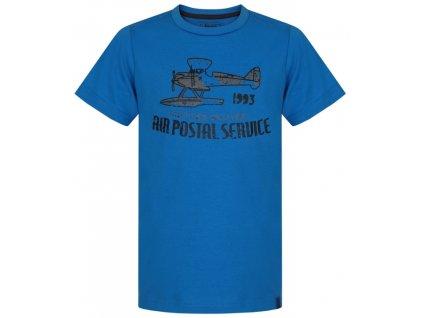 Dětské tričko Loap BINK M30T modrá