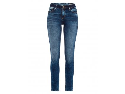 Dámské jeans Cross P471 013 modrá