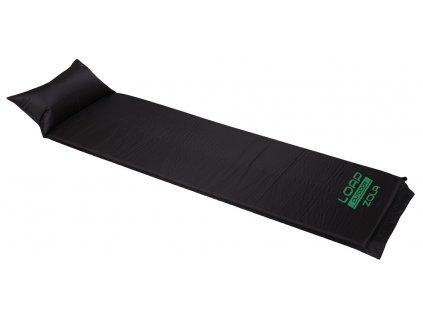 Samonafukovací karimatka Loap ZOLA T15N černá