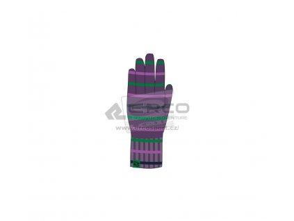 Dámské pletené rukavice LOAP K41N