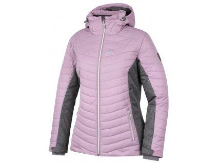 Dámská bunda Hannah BALAY auve shadows/gray růžová