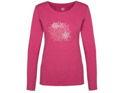 Dámské triko Loap BABLA H12X růžová