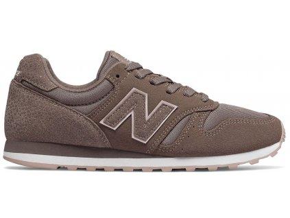 Dámská lifestylova obuv New Balance WL373 PPS hnědá