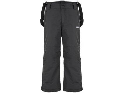 Dětské lyžařské kalhoty Loap CLIPE V20V černá