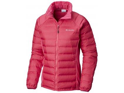 Dámská bunda Columbia Lake 22™ II Hybrid Jacket 612 růžová