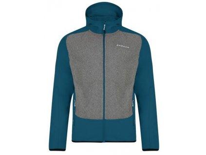 Pánská bunda Dare 2b Creed Softshell 752 modrá