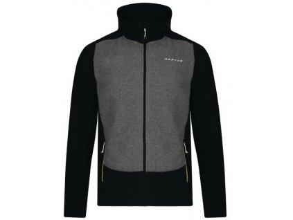 Pánská bunda Dare 2b Creed Softshell 82G černá