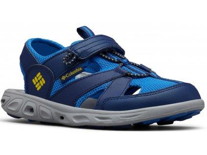 Dětské sandály Columbia CHILDRENS TECHSUN™ WAVE 434 modrá