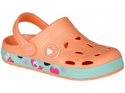 COQUI 8802 Froggy Coral Hearts 001
