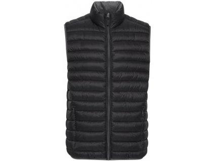 Pánská vesta Blend 20710703 194007 černá