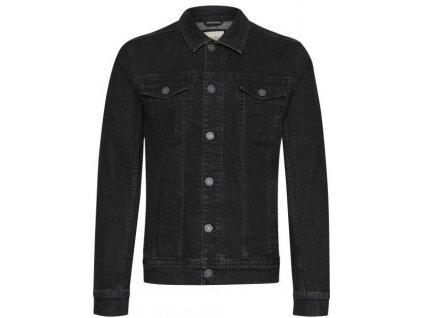 Pánská jeans bunda Blend 20710737 200297 černá