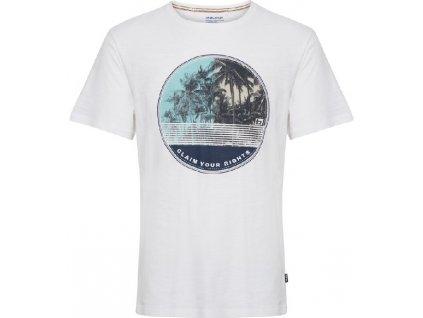 Pánské tričko Blend 20712052 110601 bílá