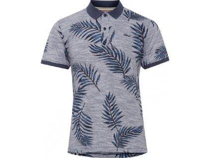 Pánské tričko Blend 20712056 194024 modrá