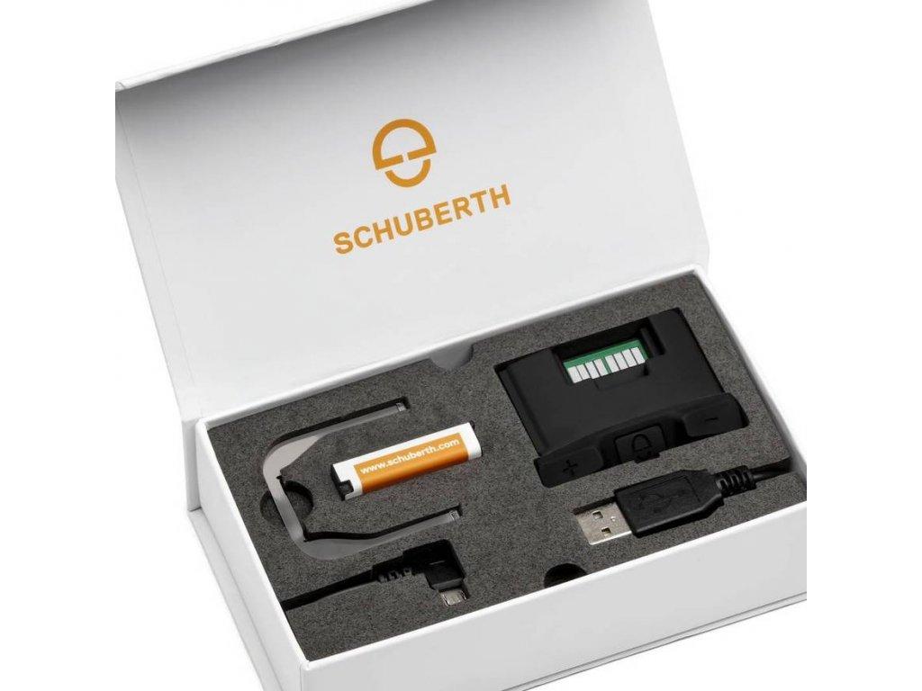 Interkomy SCHUBERTH SC1 Advanced a SCHUBERTH SC10UA