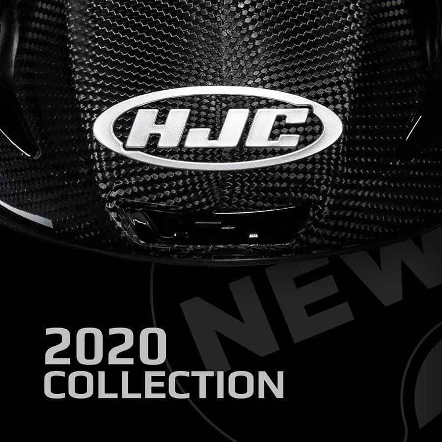 Nové odklápacie prilby HJC i90 a v90