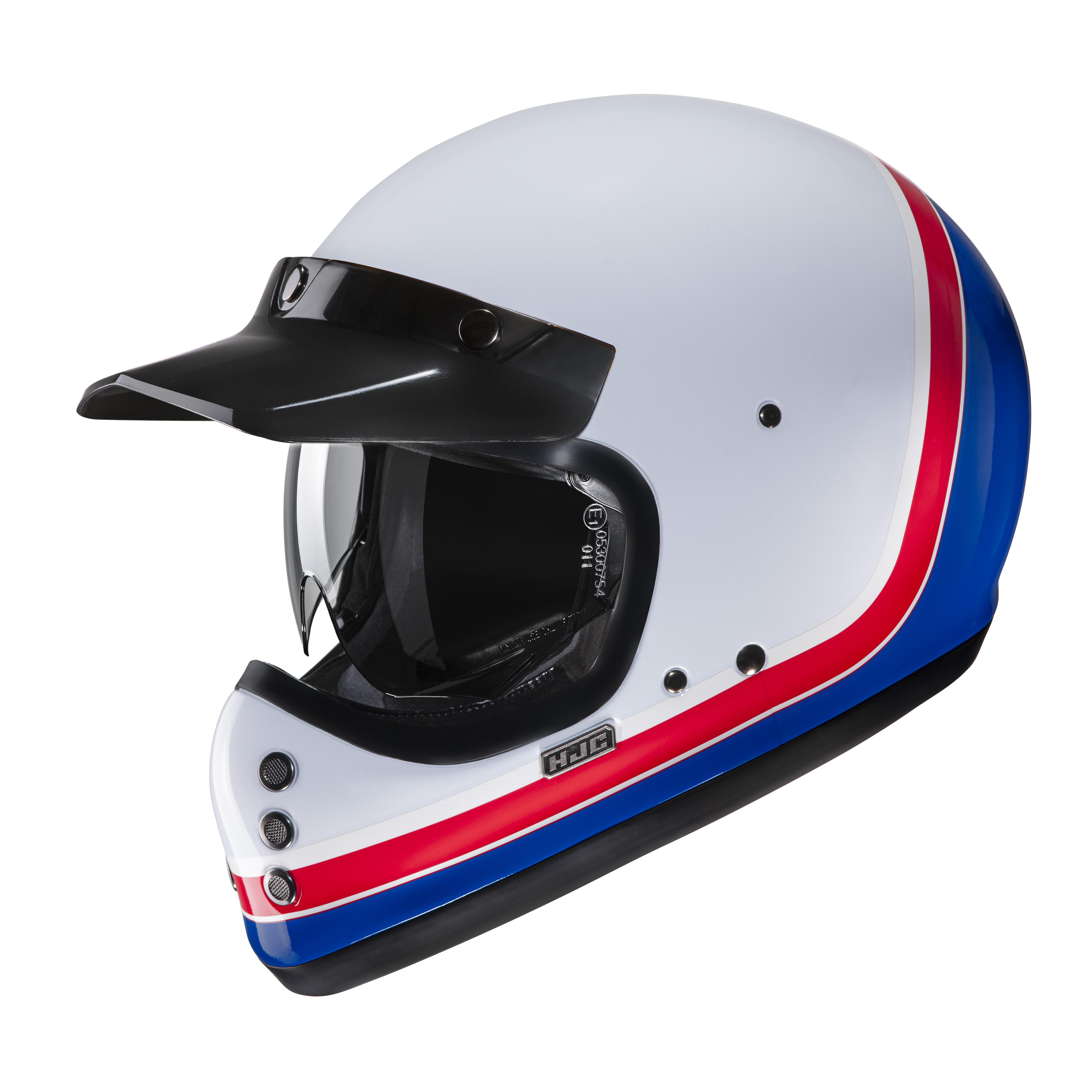 Nová OFFROAD prilba HJC V60