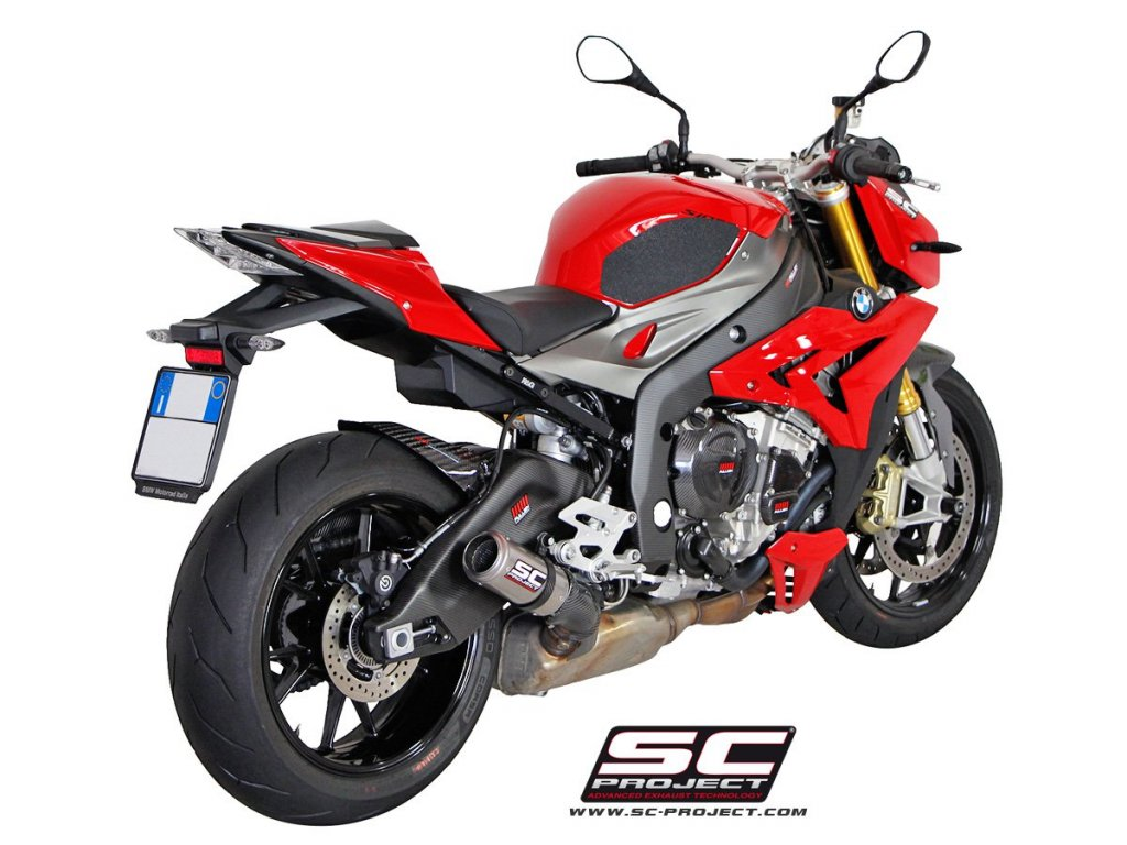 Výfuk SC Project BMW S 1000 R 14-16 CR-T B09-38T