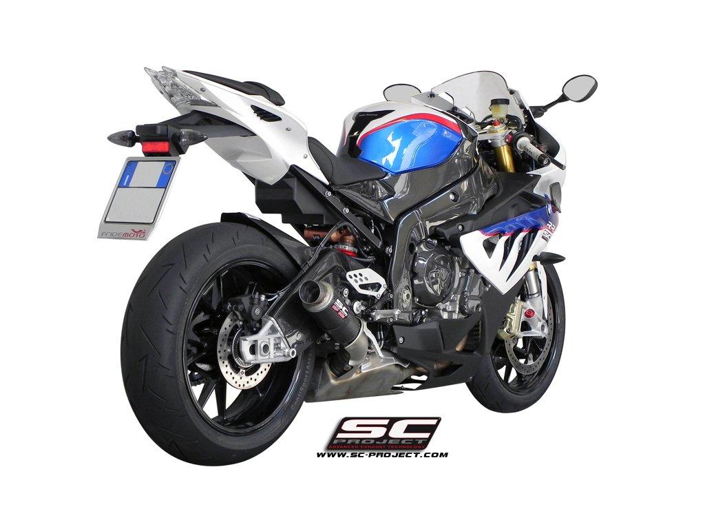 Výfuk SC Project BMW S 1000 RR 10-14 GP M2 B10-19C
