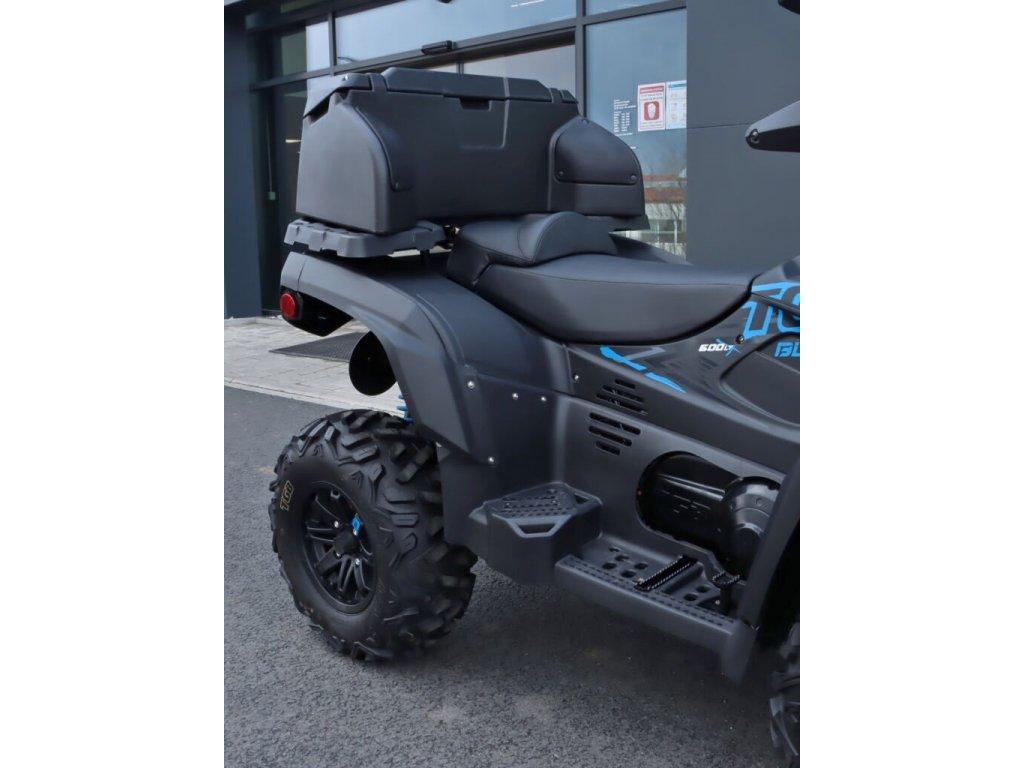 Zadný box SHARK ACC cargo box 8050