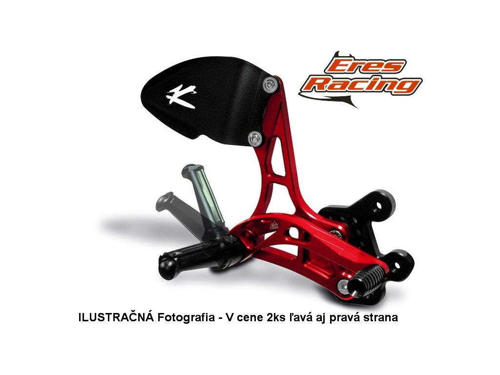 Stupačky Kawasaki Z 750 /R 07 - 13/ABS Valtermoto PEK94