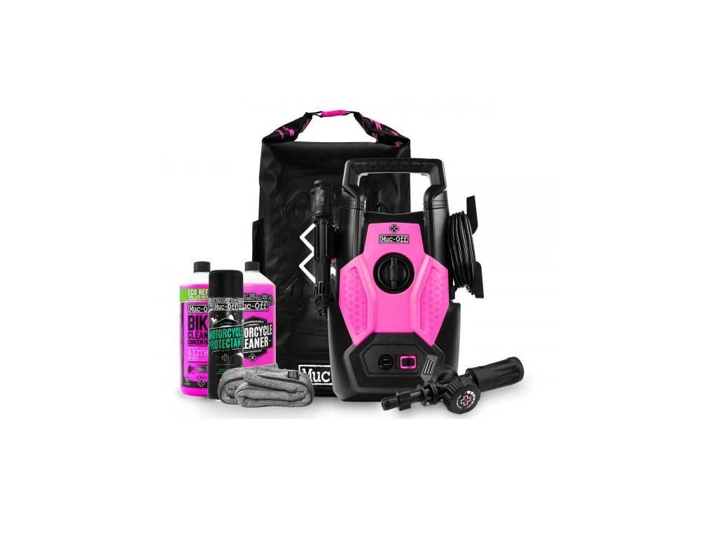 MUC-OFF Pressure Washer Bundle MOTO Version