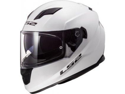 Prilba LS2 FF320 STREAM EVO Gloss White