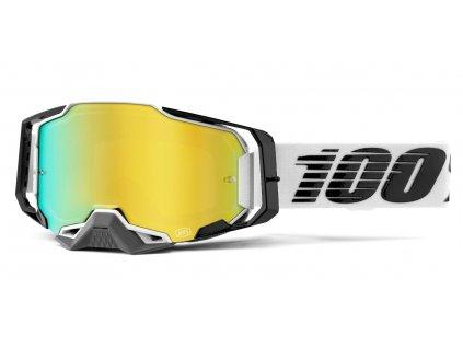 Okuliare ARMEGA 100% Atmos zrkadlové plexi