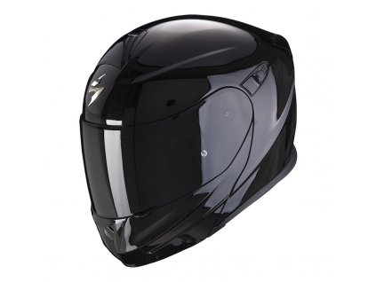 Prilba Scorpion EXO-920 EVO Solid Black