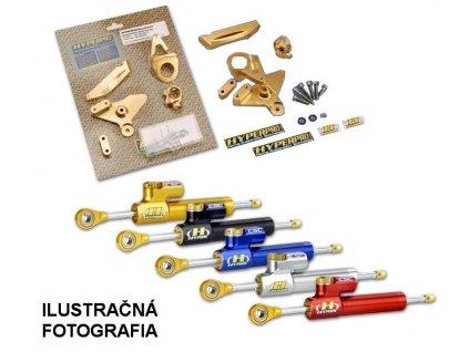 KAWASAKI ER-6 N 12> Tlmič riadenia HYPERPRO + montážna sada 122 MK-KA06-T008