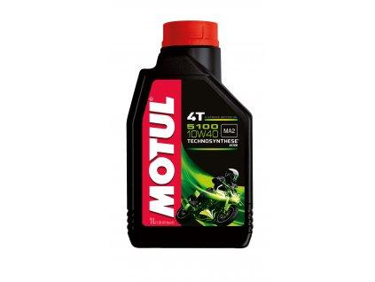 Motul olej 5100 10W40 - 1L Polosyntetický
