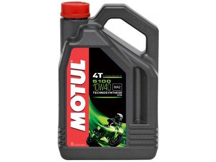 Motul olej 5100 10W40 - 4L Polosyntetický
