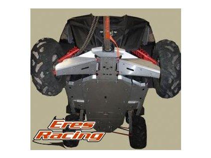 Kryty podvozka POLARIS RZR 900 XP 2011 RICOCHET Set obsahuje kryty + komponenty pre montáž