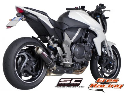 Výfuk SC Project Honda CB 1000 R 11-17 GP EVO pre originál katalyzátor H01-K14C