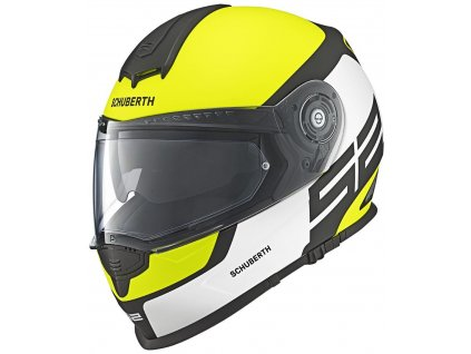 Prilba Schuberth S2 Sport Elite Yellow