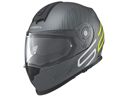 Prilba Schuberth S2 Sport Drag Yellow