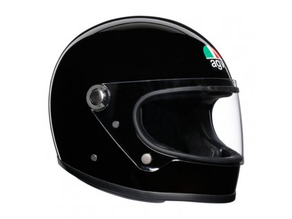 prilba na moto agv x3000 black