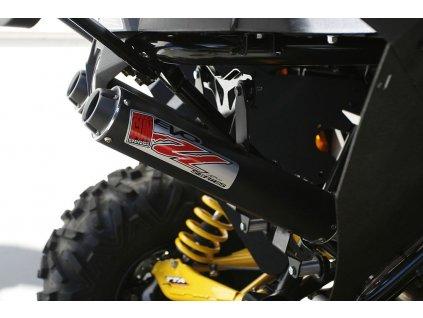 výfuk na moto biggun canAm maverick 1000 2013 14 evo utility