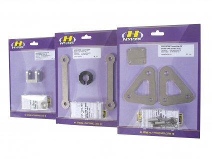 Aprilia ETV 1000 CAPONORD 01-> Zadné zníženie  -40 mm Hyperpro LK-AP10-001-40