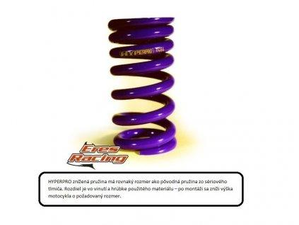 Aprilia PEGASO 650 STRADA 05-> Zadné zníženie  -35 mm Hyperpro SP-AP06-SSB005