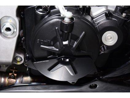 APRILIA RSV4 17-18 Kryt motora spojka Valtermoto EPCA001