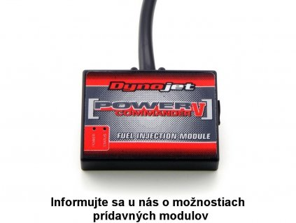 Dynojet PCV Ducati 1098 2007-2008 Powercommander 5 14-019