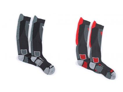 Dainese vysoké ponožky D-CORE HIGH SOCK