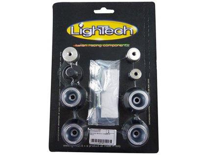 Chrániče do osiek kolies sada LIGHTECH Yamaha YZF-R6 06-16