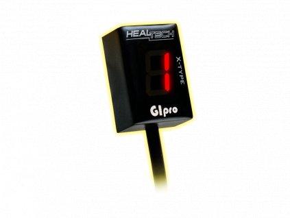 GIPRO X-TYPE G2 Ukazovateľ zaradenej rýchlosti pre moto HEAL TECH
