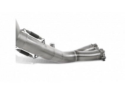Pripojovacie Potrubie (Nerez) Akrapovič Honda CB 1000 R 2008 - 2016 L-H10SO5L/1